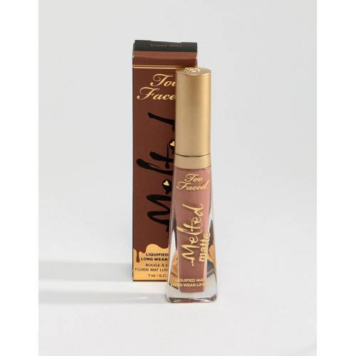 Too Faced Cosmetics Too Faced – Melted Matte – Cool Girl-Bronze No Size
