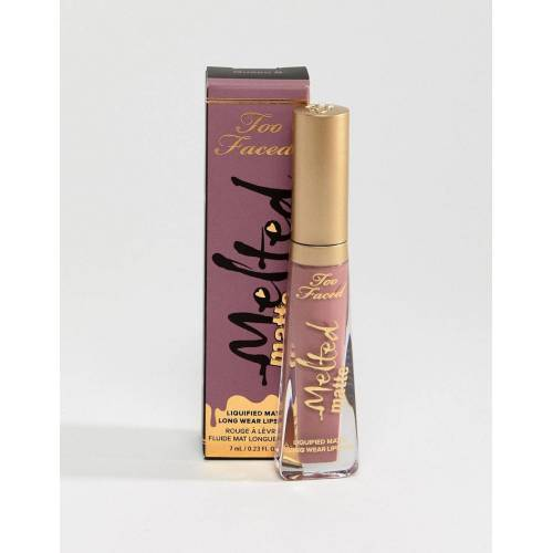 Too Faced Cosmetics Too Faced – Melted Matte – Queen B-Violett No Size
