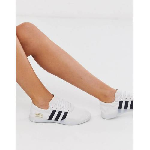 adidas Originals – Taekwondo Team – Sneaker in Weiß