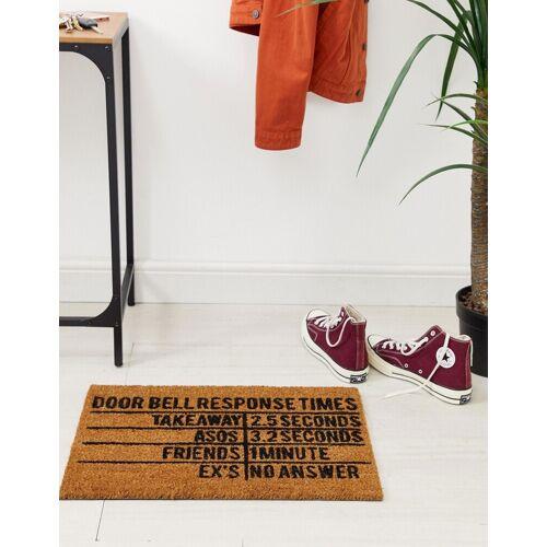 Artsy – Doorbell Response – Fußmatte