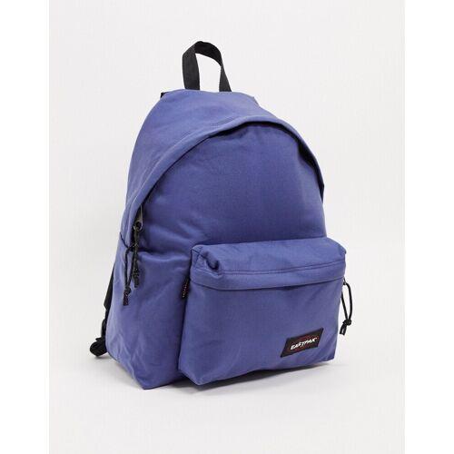 Eastpak – Gepolsterter Rucksack in Blau