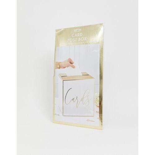 Ginger Ray – Hochzeitskartenschachtel-Mehrfarbig No Size