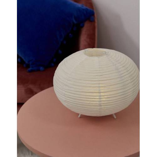 Kikkerland – Papierlampe-Mehrfarbig No Size
