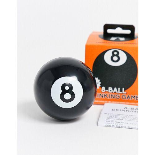 Kikkerland – Trinkspiel mit 8 Bällen-Mehrfarbig No Size
