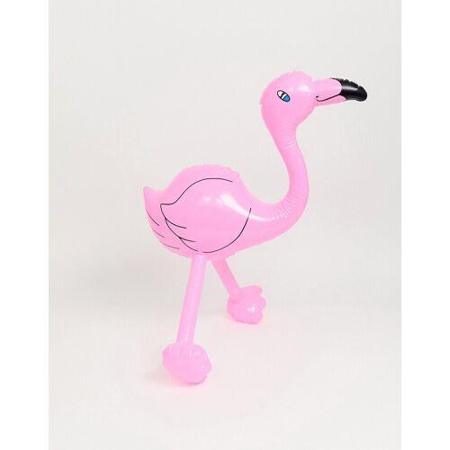 SIL – Aufblasbarer Flamingo, 50 cm groß-Rosa No Size