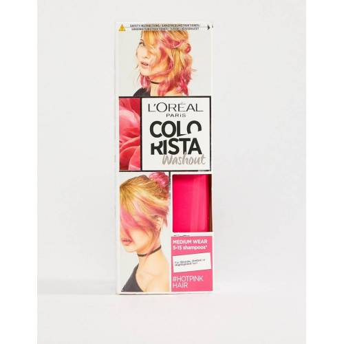 L Oréal Pa L'Oreal Paris – Colorista – Haarfarbe zum Auswaschen, Pink-Rosa No Size