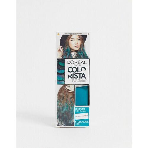 L Oréal Pa L'Oreal Paris – Colorista – Haarfarbe zum Auswaschen, Türkis-Blau No Size