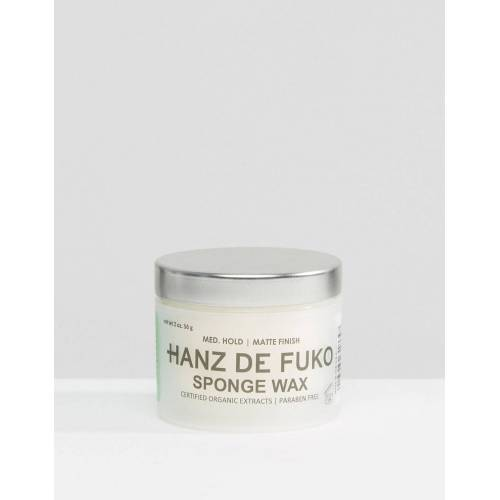 Hanz De Fuko – Sponge – Haarwachs-Mehrfarbig No Size