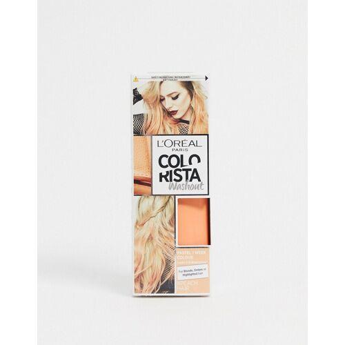 L Oréal Pa L'Oreal Paris – Colorista – Haarfarbe zum Auswaschen, Pfirsich-Orange No Size