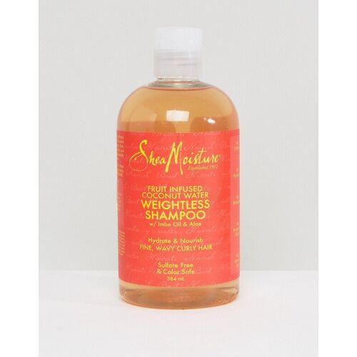Shea Moisture – Fruit Fusion – Leichtes Shampoo mit Kokoswasser-Keine Farbe No Size