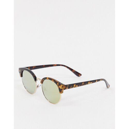 Vans – Rays For Daze – Sonnenbrille in Schildpatt-Braun One Size