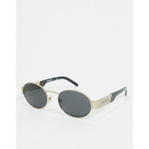 Arnette – Runde Sonnenbrille in Gold, 0AN3081 No Size