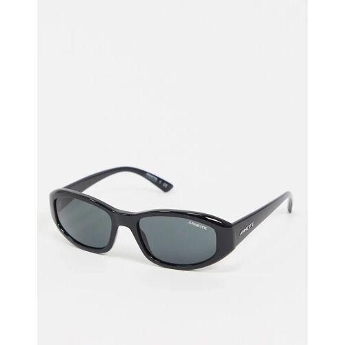Arnette x Post Malone – Eckige, schwarze Sonnenbrille No Size