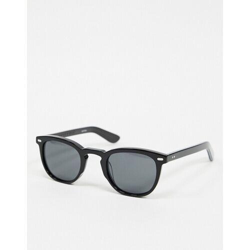 Spitfire – Cut Nine – Runde Sonnenbrille in Schwarz No Size