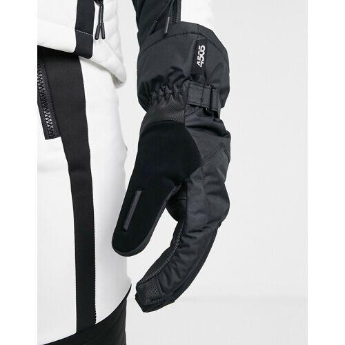 ASOS 4505 – Schwarze Ski-Handschuhe S/M