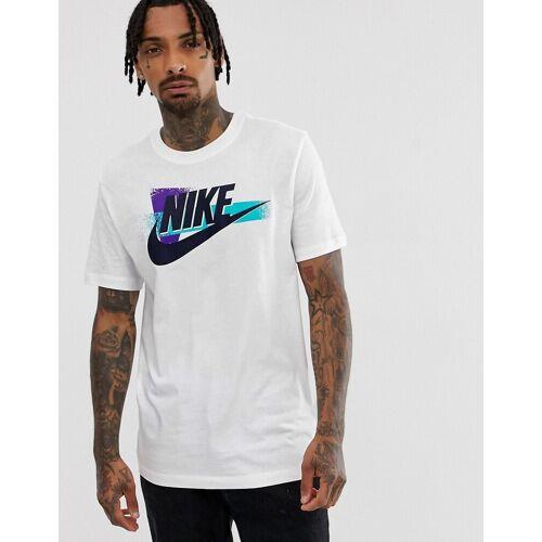 Nike – Festival – Weißes T-Shirt