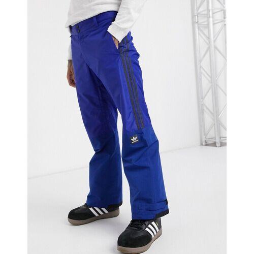 adidas Snowboarding Adidas – Snowboarding – Riding – Hose in Blau M