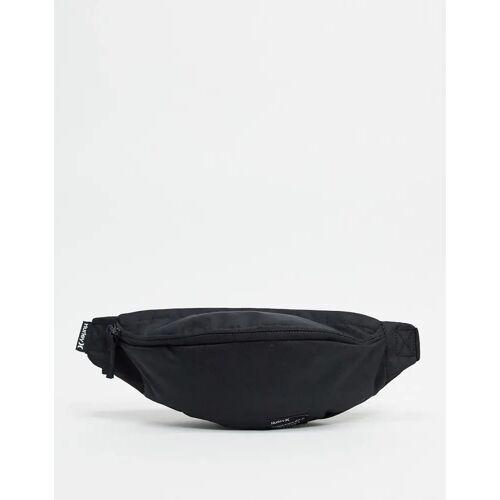 Hurley – Scout – Gürteltasche in Schwarz Einheitsgröße