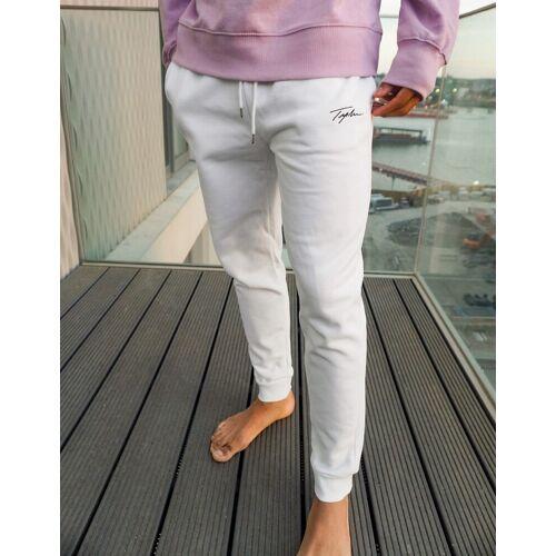 Topman – Signature – Weiße Joginghose L