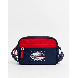 Tommy Jeans – Expedition – Umhängetasche in Marine-Navy No Size
