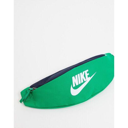 Nike –Klassische Gürteltasche in Grün und Blau