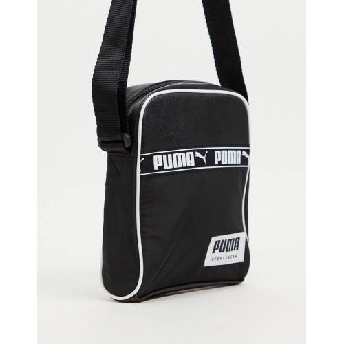 Puma – Campus Portable – Tasche in Schwarz One Size