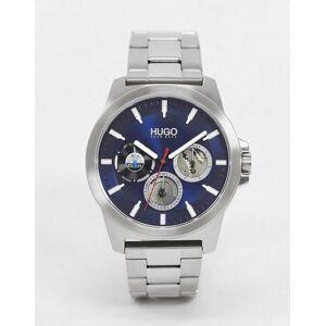 HUGO – 1530131 – Armbanduhr in Silber No Size