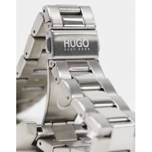 HUGO – 1530131 – Armbanduhr in Silber No Size