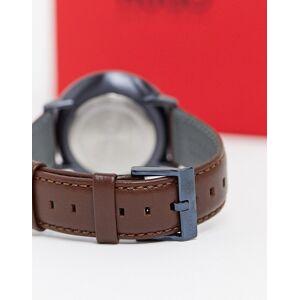 Boss Hugo Boss – #guide– Braune Armbanduhr Einheitsgröße