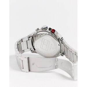 Tommy Hilfiger – Hudson – Uhr mit blauem Zifferblatt-Silber No Size