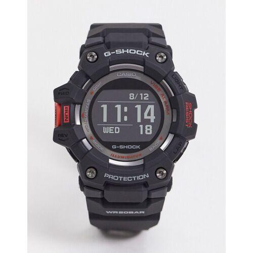 Casio – G-Shock G8D-100-1ER – Schwarze Armbanduhr mit Schrittzähler No Size