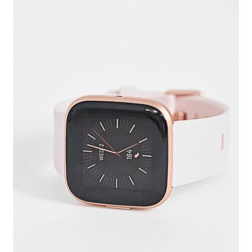 Fitbit – Versa 2 – Smartwatch in Rosa No Size