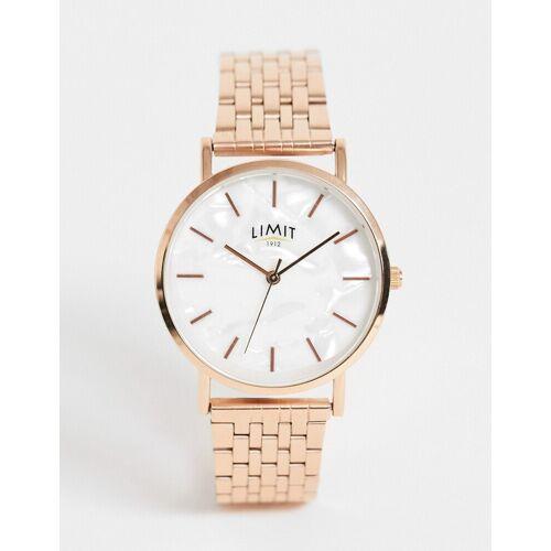 Limit – Armbanduhr in Roségold No Size