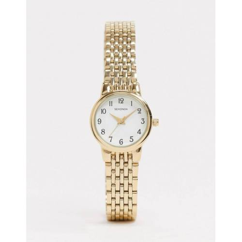 Sekonda – Armbanduhr in Gold, 22 mm No Size