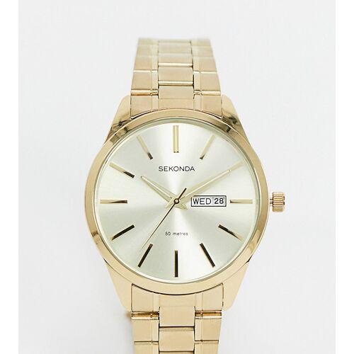 Sekonda – Goldene Armbanduhr No Size