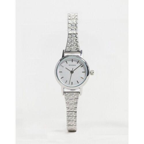 Sekonda – Silberne Mini-Armbanduhr No Size