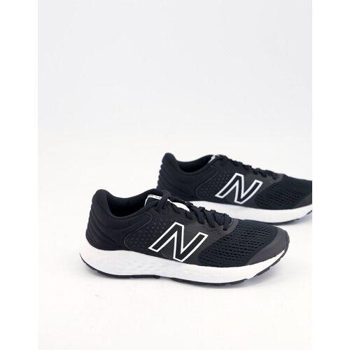 New Balance – 520 – Schwarze Laufschuhe 43
