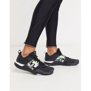 Nike Training – Renew Retaliation – Sneaker in Schwarz und Grau 46