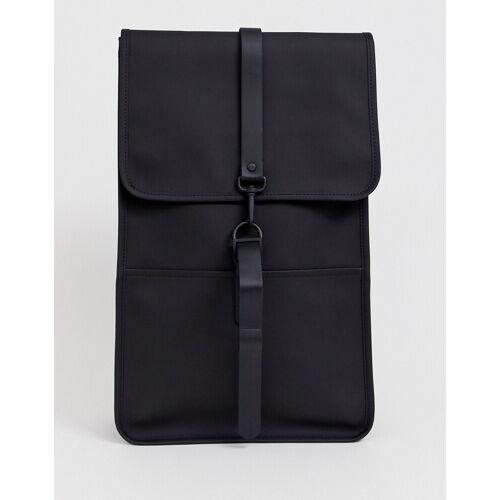 Rains – 1220 – Wasserfester Rucksack in Schwarz No Size