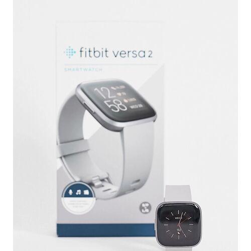 Fitbit – Versa 2 – Smartwatch in Grau No Size