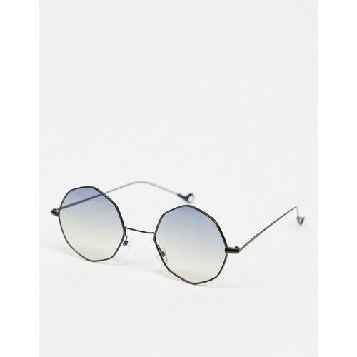 AJ Morgan – Achteckige Sonnenbrille-Rosa No Size