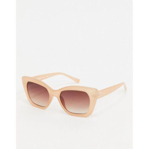 AJ Morgan – Cat-Eye-Sonnenbrille in eige-Beige No Size