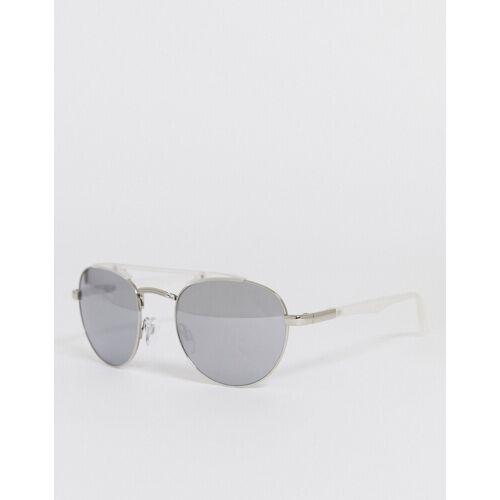 AJ Morgan – Fast – Verspiegelte Pilotensonnenbrille-Silber No Size