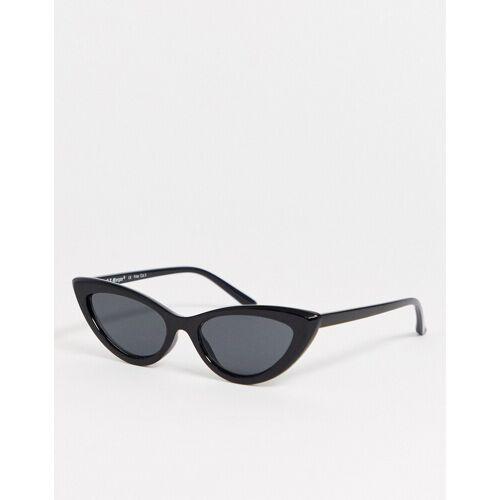 AJ Morgan – Schwarze Cateye-Sonnenbrille No Size