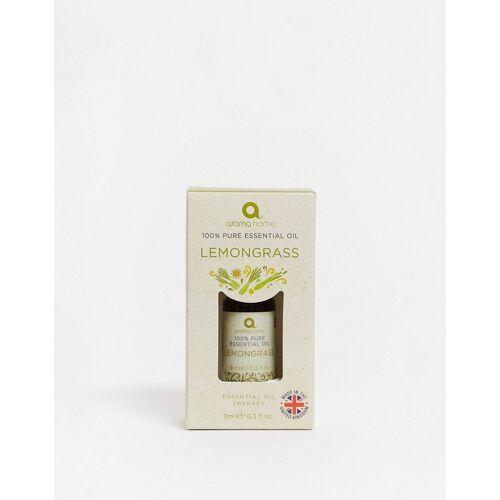 Aroma Home – Reines ätherisches Zitronengras-Öl, 9ml-Keine Farbe No Size