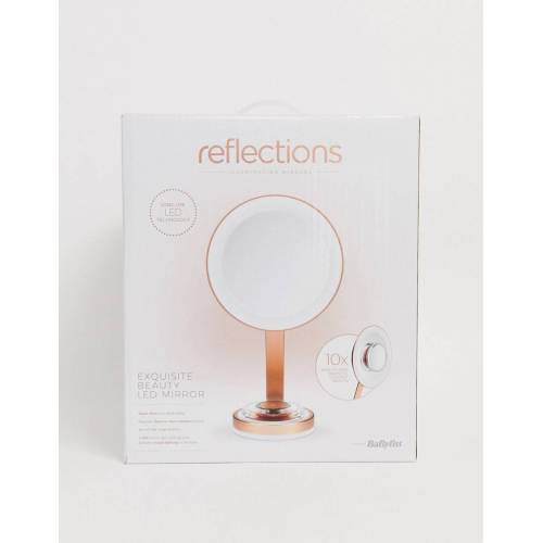 BaByliss – Ultra schmaler Beauty-Spiegel mit LED-Beleuchtung-Keine Farbe No Size
