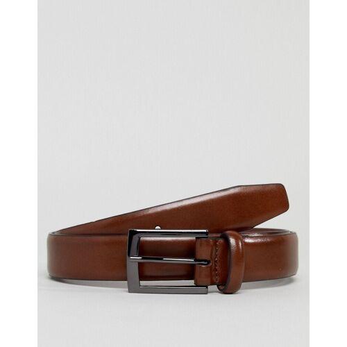 Burton Menswear – Brauner Gürtel M
