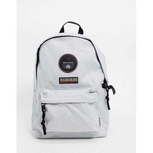 Napapijri – Voyage 2 – Grauer Mini-Rucksack One Size