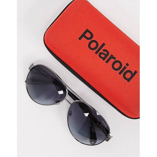 Polaroid – Pilotensonnenbrille-Schwarz No Size