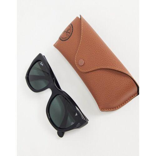 Ray-Ban – 0RB4178 – Sonnenbrille mit breitem Rahmen-Schwarz No Size